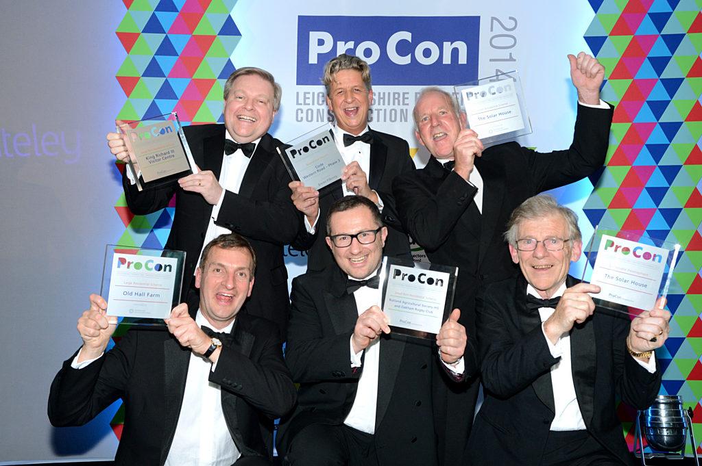 ProCon 2014 Award Winners - group1