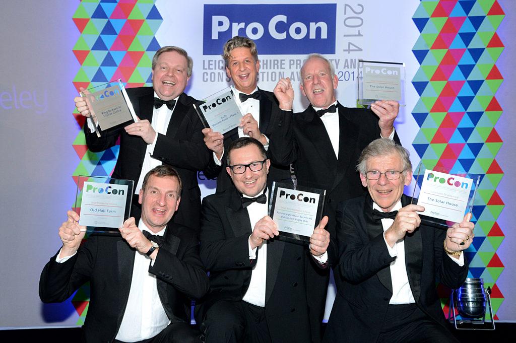 ProCon 2014 Award Winners - group2