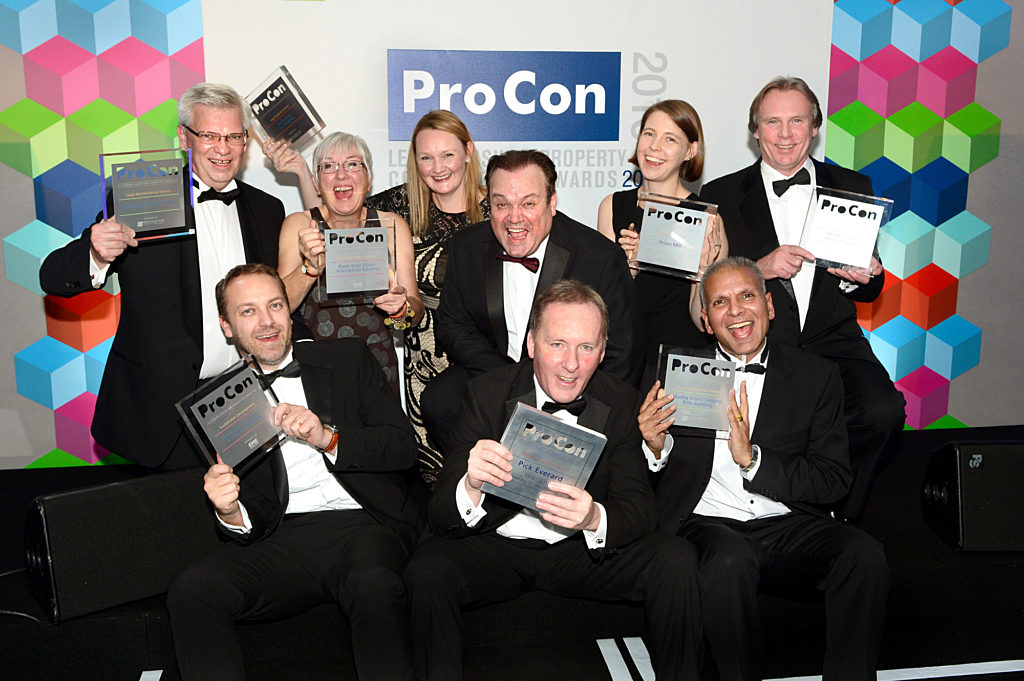ProCon Awards 2016 Winners