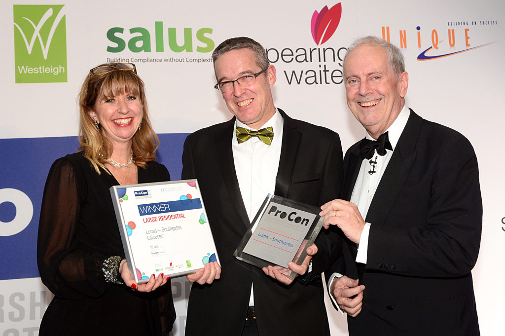 Large Residential Award winner - Lumis Southgates - Maber Architects