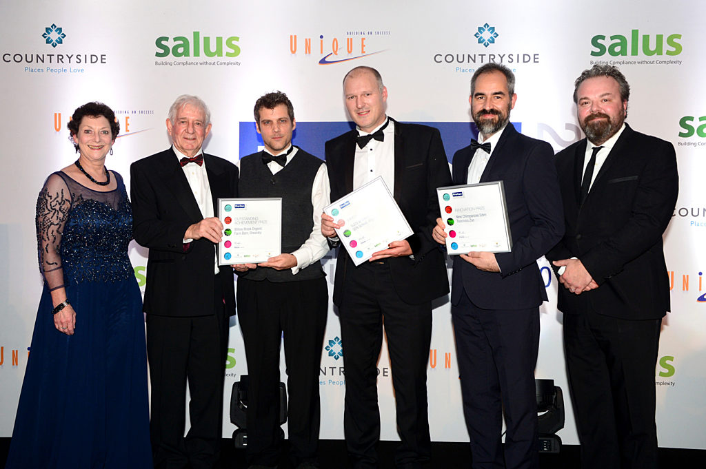 Outstanding Achievement and Innovation Prize Winners