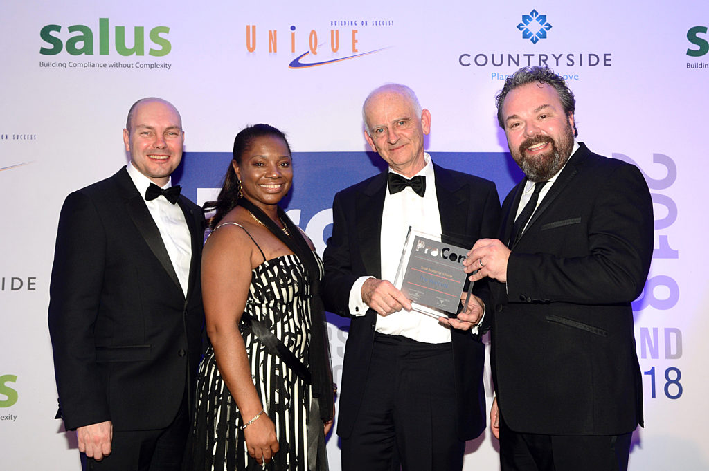 Small Residential Winner - The Walnuts - Peter Wilmot Architects
