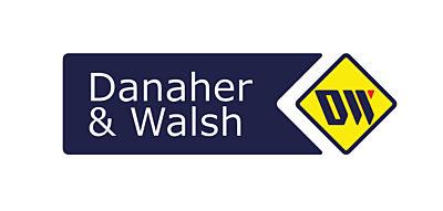 Danaher & Walsh logo